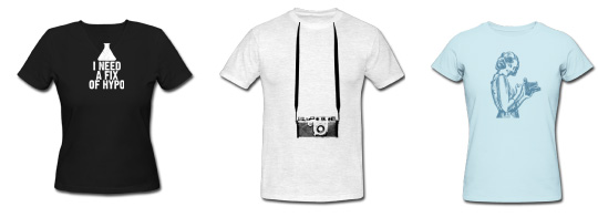 t4photo : les t-shirts pour photographes